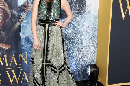 School of frock: Jessica Chastain reigns supreme