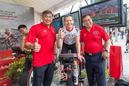OCBC Cycle 2016 cap up from 7,000 to 8,000