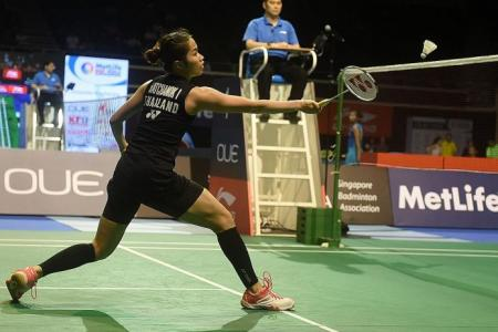 Thailand shuttler Ratchanok on course to make women's singles history