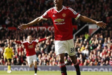Man United's Rashford is the heir as Rooney's powers wane