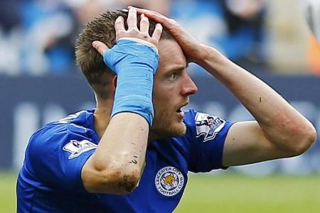 Vardy the hero and villain in Leicester's draw, says Neil Humphreys