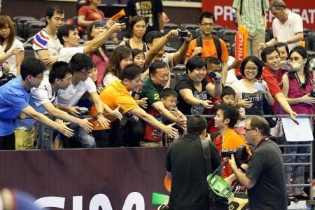 Singapore Open organisers need more sponsors before bidding again