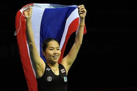 New world No. 1 Ratchanok eyes Olympic gold