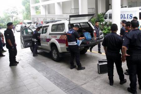 Five bombs found in Malaysian condo