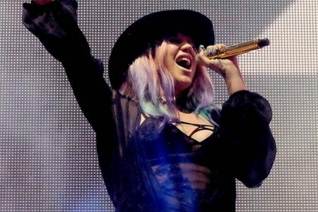 Kesha's comeback after accusing producer of rape