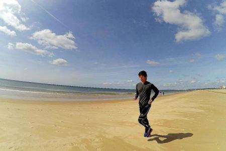 I'll risk injury for Olympic bid at London Marathon, writes Soh Rui Yong