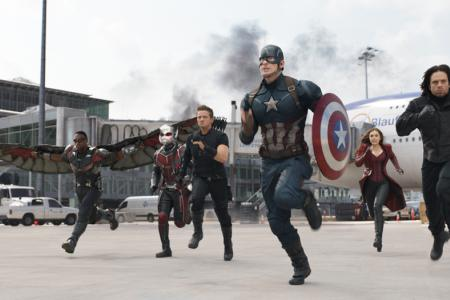 Captain America: Civil War is a win for #TeamRusso