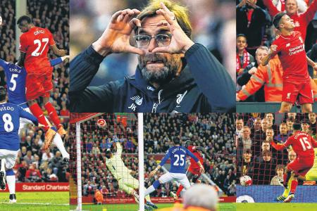 Klopp is tops with the Kop, says Gary Lim