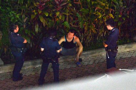 Two arrested after scuffle in Toa Payoh carpark