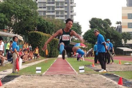 Raffles Institution's Yusuf leaps to glory