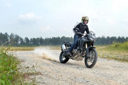 Biker Boy: Modern adventurer
