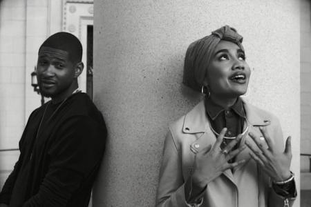 Yuna premieres Crush video featuring Usher