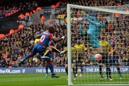 Don't hope for Palace to beat United in FA Cup final, says Neil Humphreys