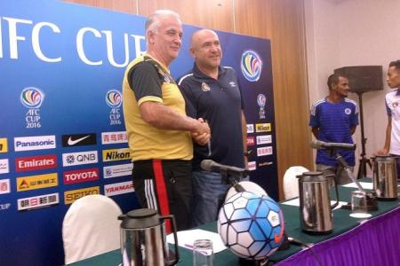 Balestier confident of must-win match with New Radiant