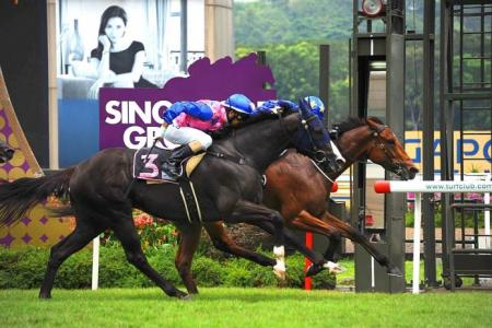 Lim's Archer takes aim at the Guineas