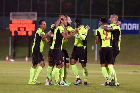 Long-term repercussions for S.League if Tampines problem isn't solved