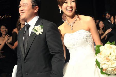 Lynn Poh gets divorced, returns to TV