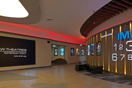 Win Shaw Theatres IMAX passes