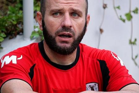 Tampines stunned by Bangladeshi club