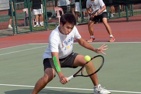 ACS family to meet again in A Boys' tennis final