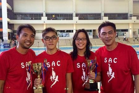 Leonard Tan likely to be NYSI's head coach for swimming
