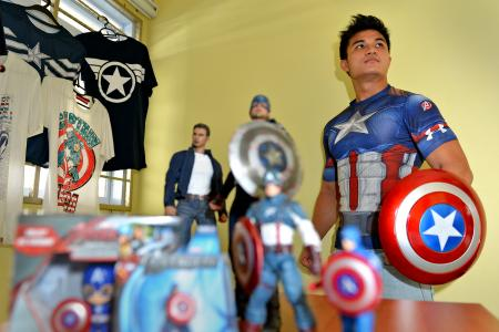 Captain America and Iron Man changed the lives of these fans