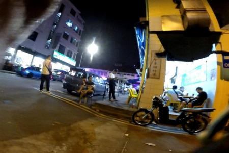 Man moves family away from Geylang drug peddlers