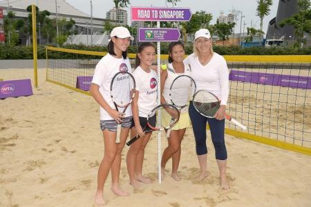 Navratilova: Serena a victim of her own success