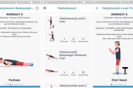 7 Daily Moves: The fitness app made in Singapore