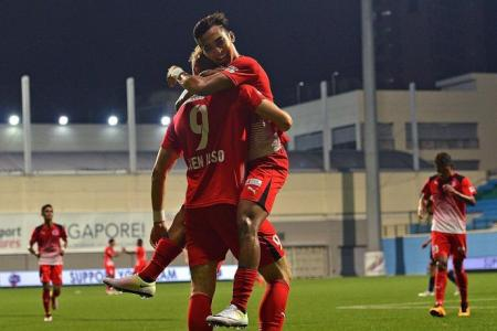 Home United continue their surge
