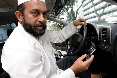 He almost lost car and $27,500 in Johor Baru
