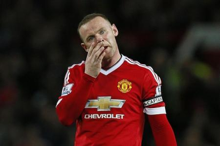 When Mahrez met Rooney
