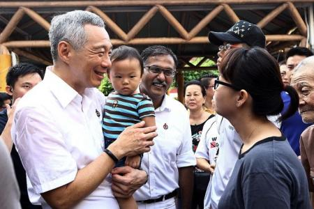 PM Lee: Racial comments a concern