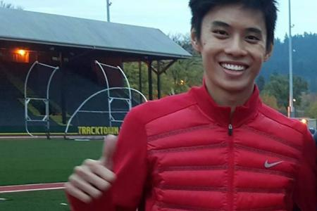 Three Singapore runners fight for one wildcard Olympic spot