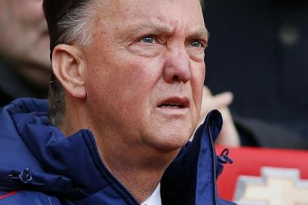 LVG's sexy talk and unsexy football not United's style, says Neil Humphreys