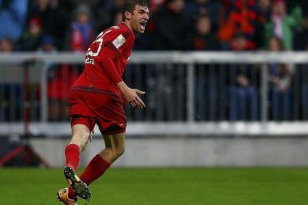 Bayern must turn to Mueller, says Richard Buxton