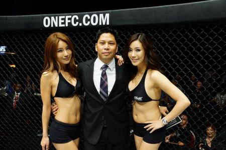 ONE Championship boosted by three new faces