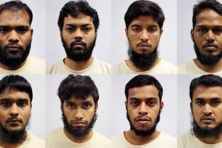 ISD detains eight more radicalised Bangladeshi nationals