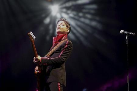 Good night, rockin' Prince