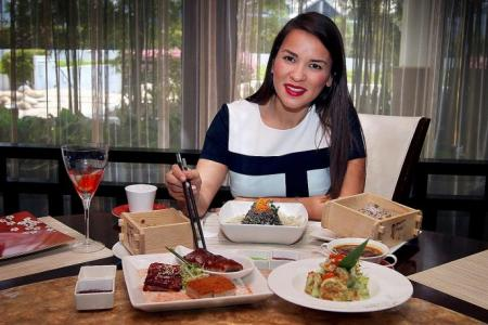 Dimsum was a childhood treat for British TV chef Rachel Khoo