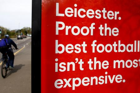 Leicester's success is not a one-off