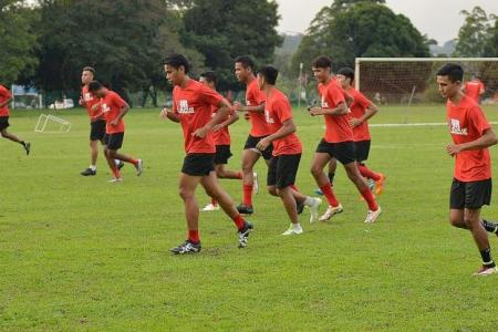 Singapore legends want to set record straight