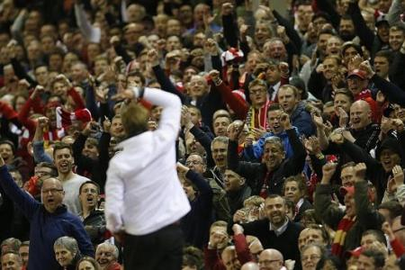 Inspiring Klopp shows shades of Shankly