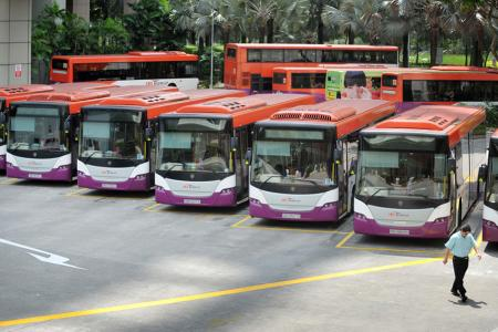 Academy to train bus drivers