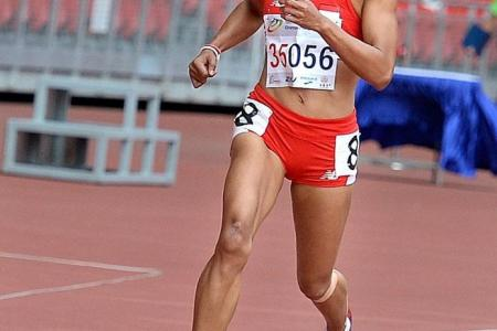 Hurdler Erawati, 37, still aiming for Olympics