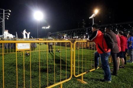 Ensuring security at Bukit Batok by-election