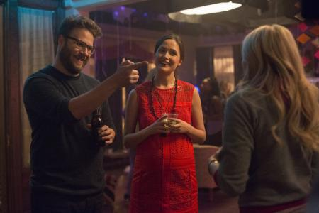Rose Byrne feels old next to her teenage co-stars