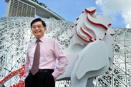 Finance Minister Heng Swee Keat suffers a stroke