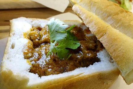 Halal menu to make you holla