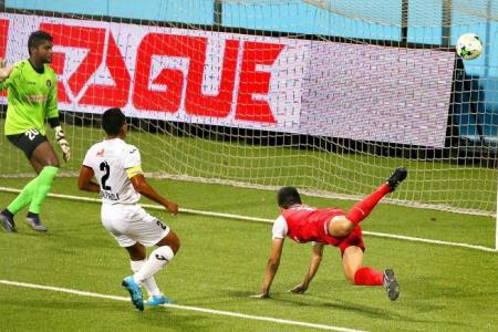 New low as Warriors lose 3-1 to Young Lions